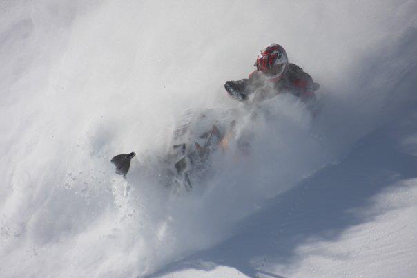 geoff deep sled